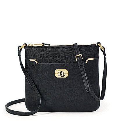 Lauren Ralph Lauren Acadia CrossBody Bag #Dillards