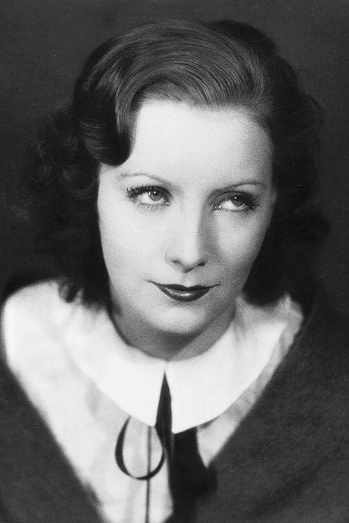 Greta Garbo. Photo by Ruth Harriet Louise