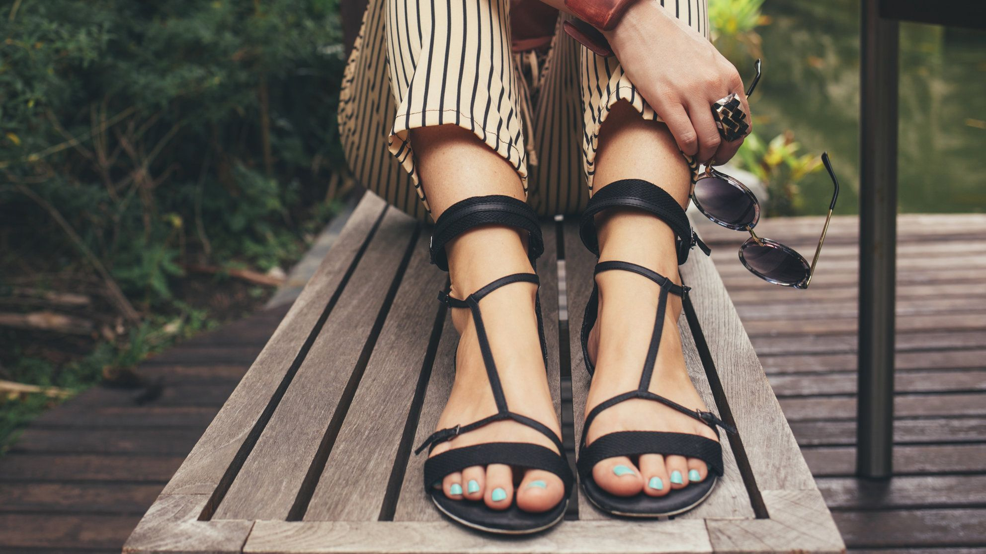 e26bd24730 The Best Sandals for Your Feet, According to Podiatrists | Style ...
