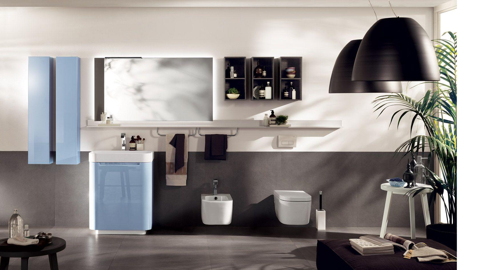 Artimode Bagno ~ Bagno idro scavolini blu for the home bath and