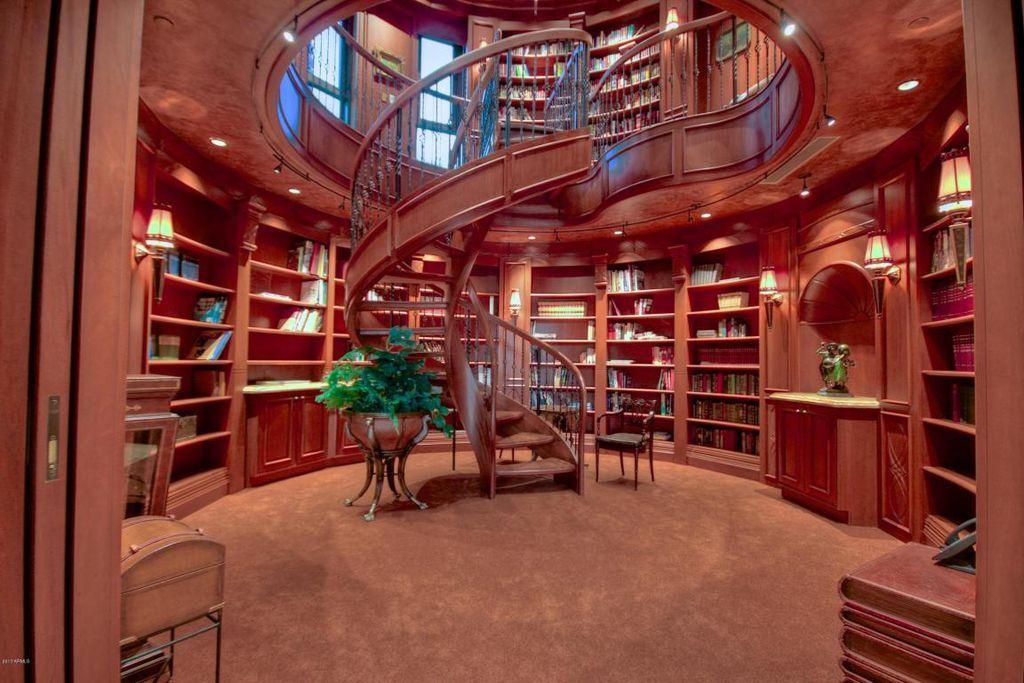 Epic 25,000 sq. ft. Arizona Mega Mansion | Mansion designs, Home ...
