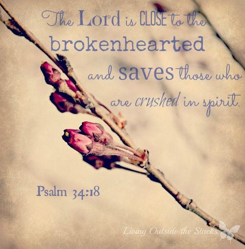 Most Moving Quotes: Psalm 34:18