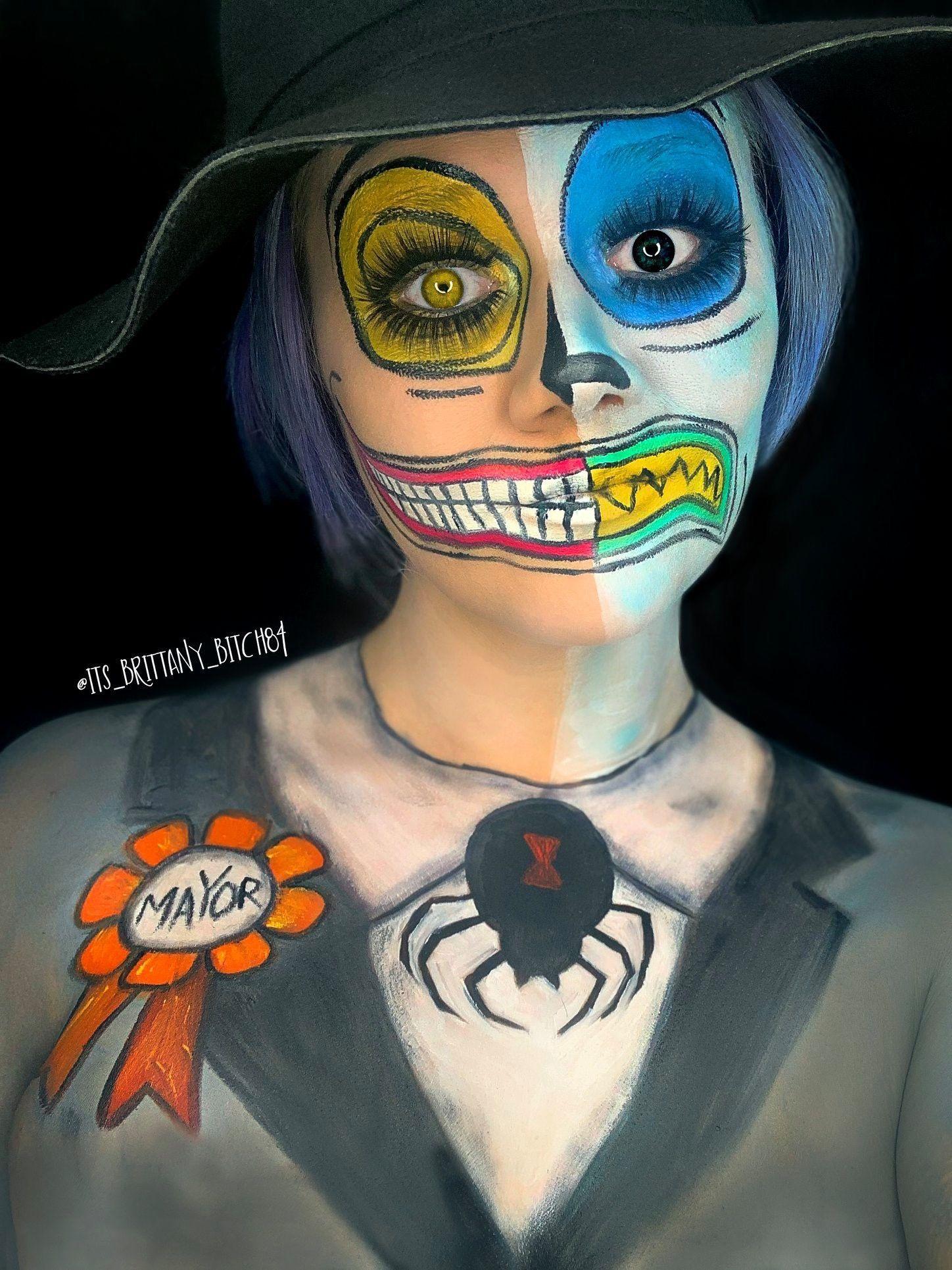 Pin by Klara on Halloween Makeup Halloween makeup looks