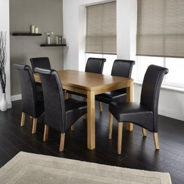 Incroyable Italian Furniture Company Manhattan Dining Table From £160.99 With FREE  Delivery!