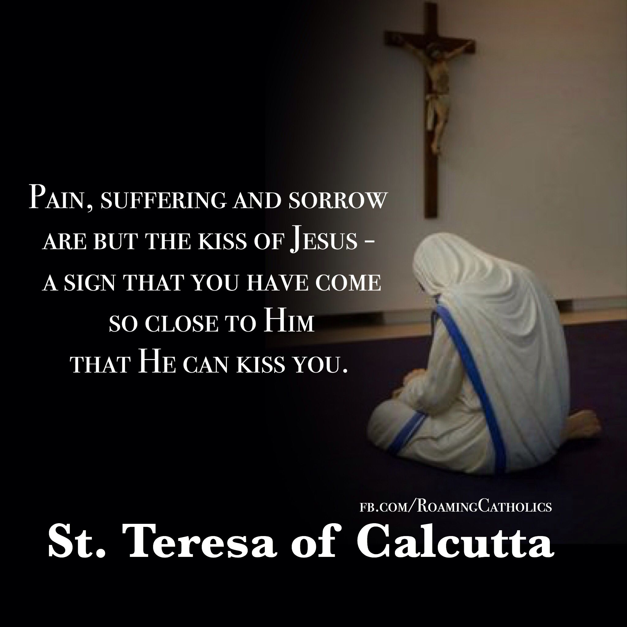 Catholic Quotes Mother Teresa: Pin By Roaming Catholics On Saint Quotes