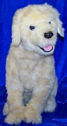 Hasbro Furreal Animated Interactive Life Size Dog Golden Retriever