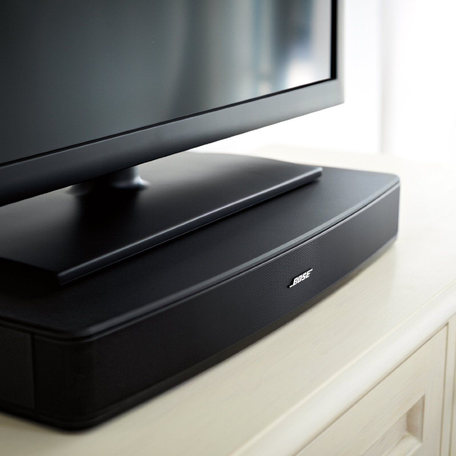 We got a great find for you The Bose Solo TV Sound System is on a