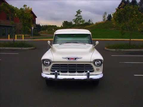 1955 Chevy Cameo Pickup - 1 of only 5,220 made - $25,850