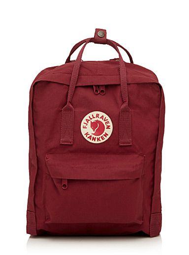 2b7812ba880 Le sac à dos Kanken