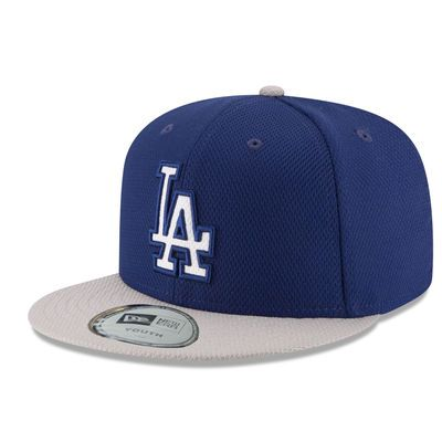 premium selection f3b3b 3d9b6 ... australia los angeles dodgers new era youth road diamond era 59fifty  fitted hat royal gray 07af7 ...