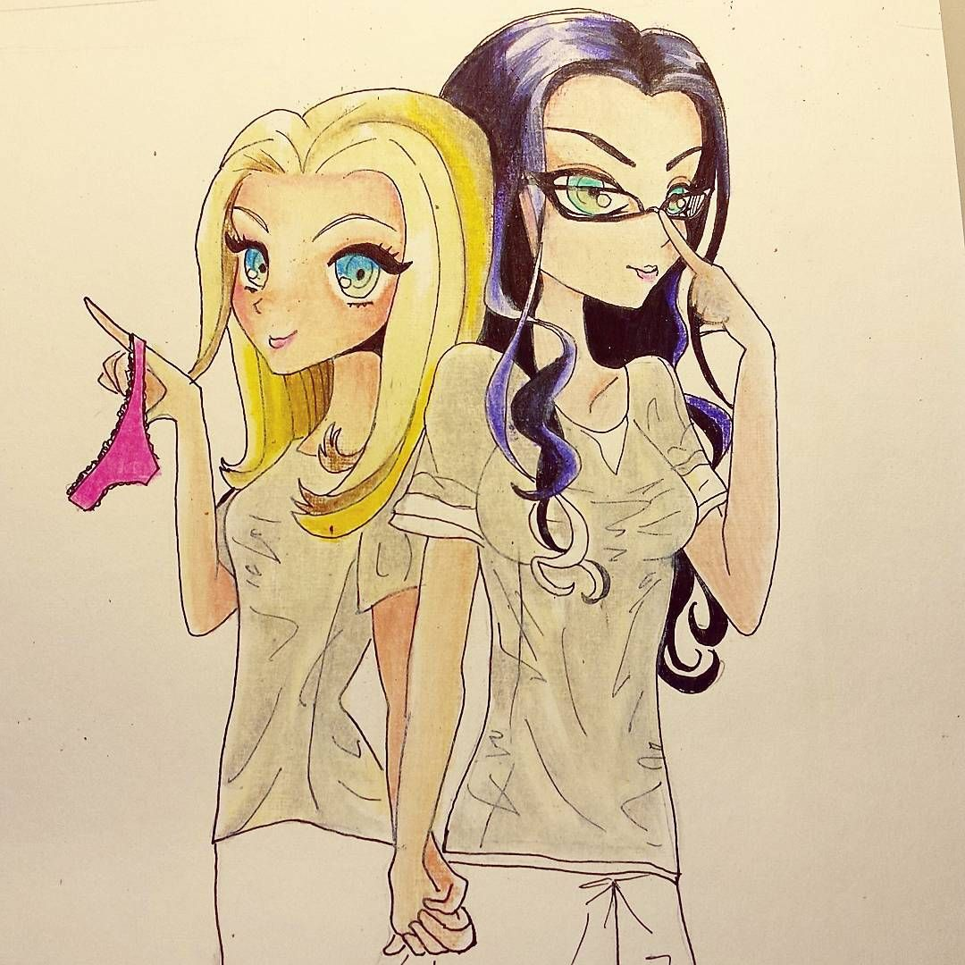 Piper Chapman and Alex Vause Orange is the New Black