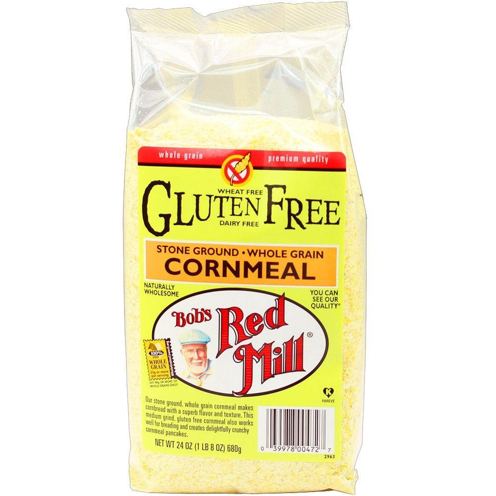 Bob's Red Mill Red Mill Gluten Free Corn Meal, 24ounces