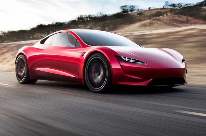 2020 Tesla Roadster Makes Surprise Debut Does 0 60 In 1 9 Seconds Tesla Roadster New Tesla Roadster Roadsters