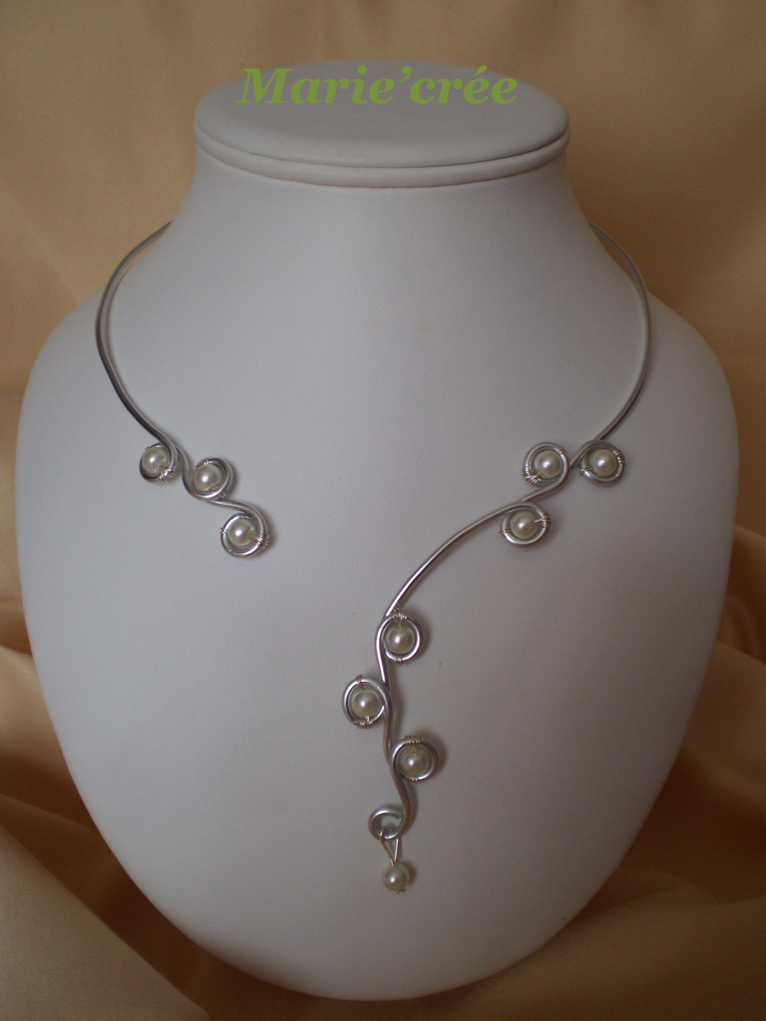 Pin von Ghislaine Lallouette auf bijoux aluminum | Pinterest ...