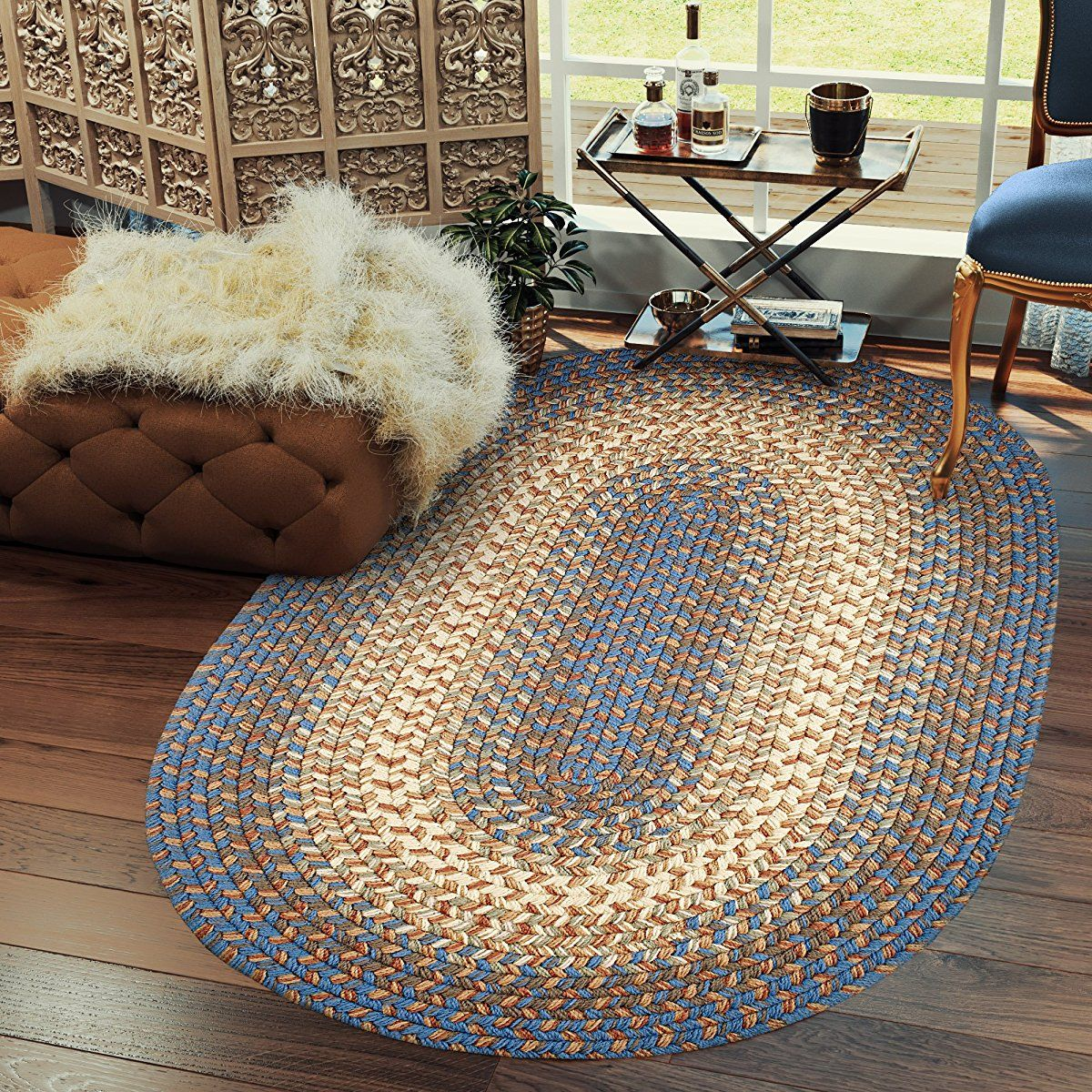 Hartford Braided Rug Oval Area Rug In 2018 Pinterest Rugs