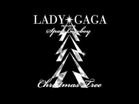 Lady Gaga Christmas Tree Audio Such A Funny Suggestive Christmas Song Lady Gaga Song Lady Gaga Holiday Music