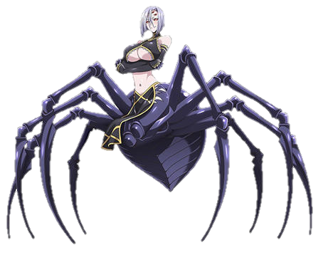 Everyday Life With Monster Girls Rachnera Google Search