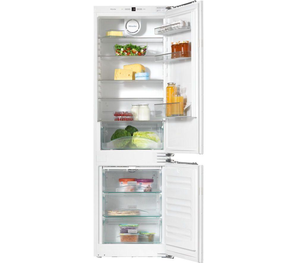 MIELE KDN37232id Integrated Fridge Freezer: Ideal For Any Fitted Kitchen,  The Miele KDN37232id Integrated