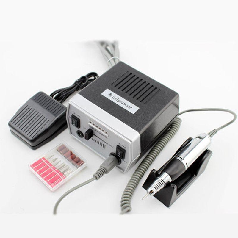 Professional Electric Nail Manicure Machine 110-220V EU Plug ...