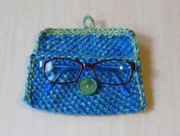 Mklawrie Eyeglass Case 1 All In One Knitting Board Knitting Board