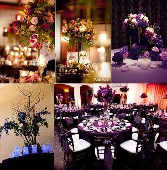Gothic Decor Quirkybridaldreams Pinterest Wedding Gothic