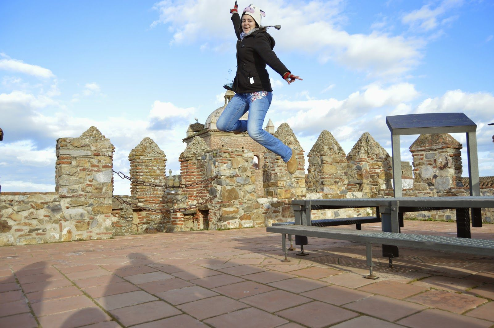 Mi Mundo en Fotografias:  Miercoles Mudo: Salta conmigo