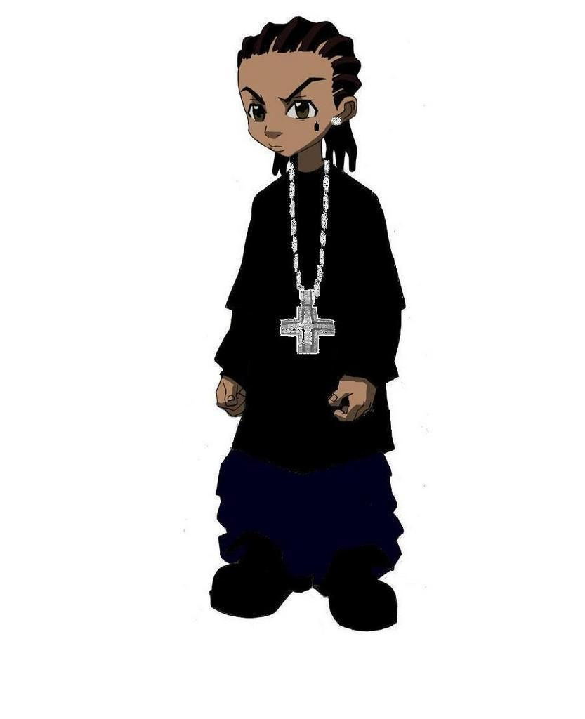 Boondocks In 2019 Boondocks Black Love Art Cartoon