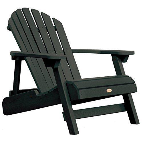 Highwood Hamilton Folding And Reclining Adirondack Chair