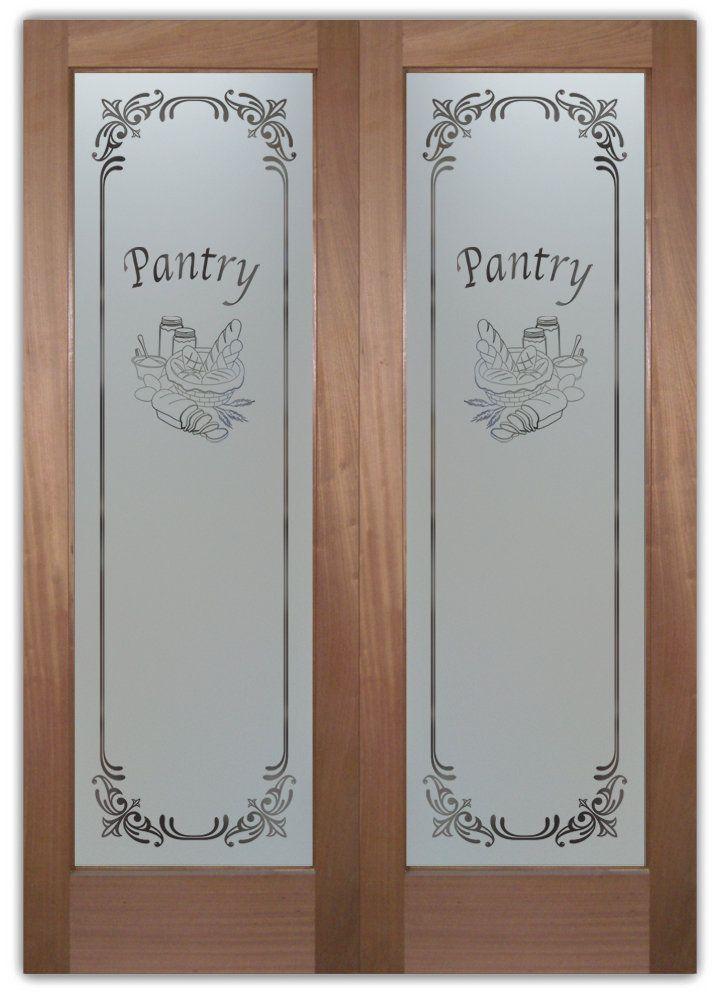 Glass pantry doors with bread basket pantry doors pinterest glass pantry doors with bread basket planetlyrics Gallery