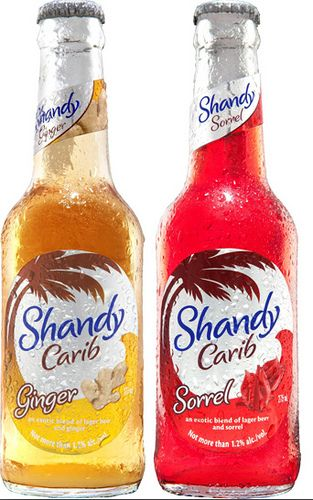 Shandy Carib's make me so happy! My Dad, John worked at Carib. Head Brew Master.