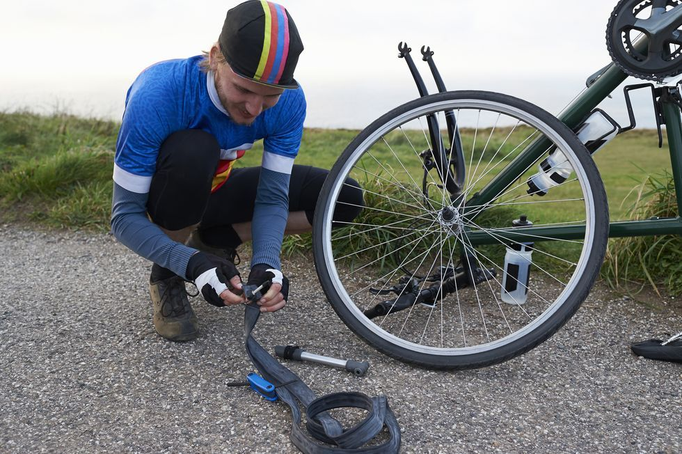 A Flat Tire Is No Big Deal If You Know How To Fix It Here S What To Do Flat Tire Bike Repair Tire