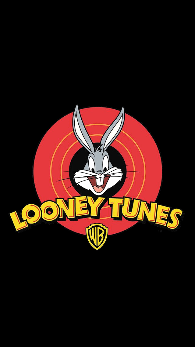 Looney Tunes Movie Poster Logo Bugs Bunny Iphone 5 Wallpaper Looney Tunes Wallpaper Bunny Wallpaper Looney Tunes