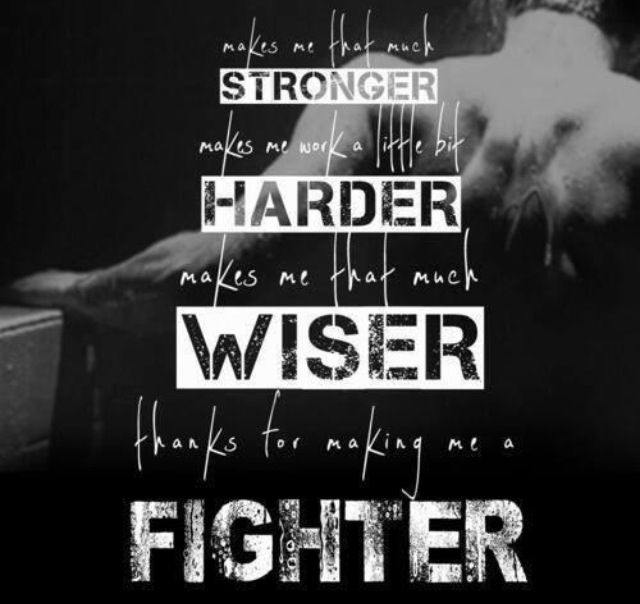 What Doesn T Kill You Makes You Stronger Thanks For Making Me