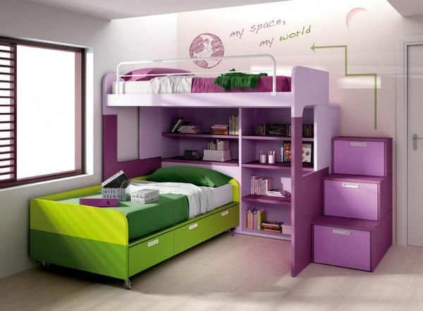 Camarotes para ni os y jovenes 4395 nuestromercado for Deco dormitorios infantiles