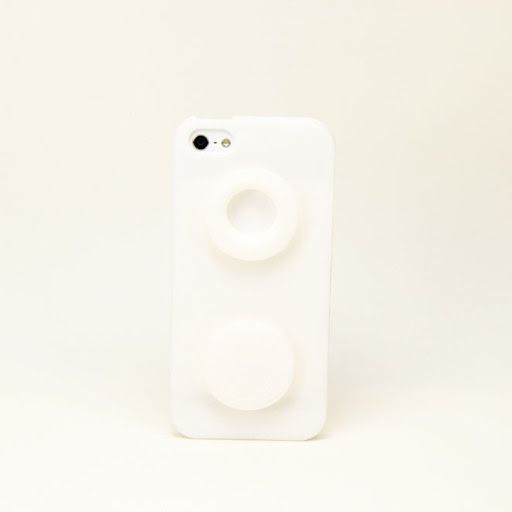 3Dプリントプロダクト「Wind Wire iPhone5 case by PALABOLA」の商品詳細   3Dプリンター&3Dプリントサービス「rinkak」