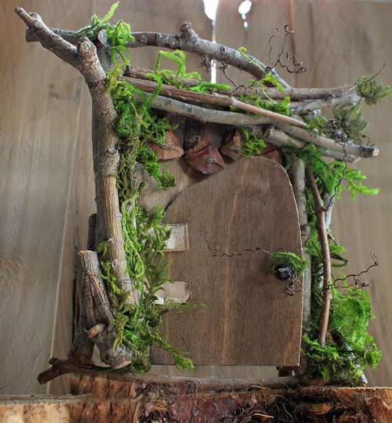 Fairy Door ~ Each One of a Kind ~ Handcrafted by Olive, Fairy ...