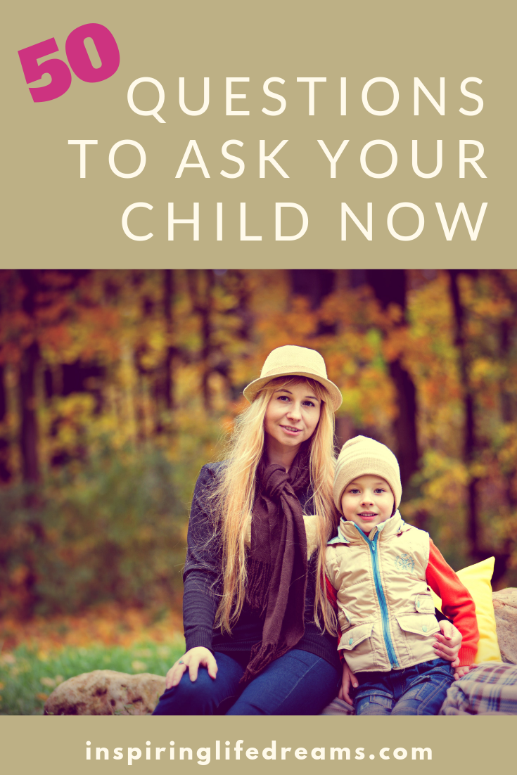 50 Fun Questions To Ask Your Kids - Get To Know Them Better Today