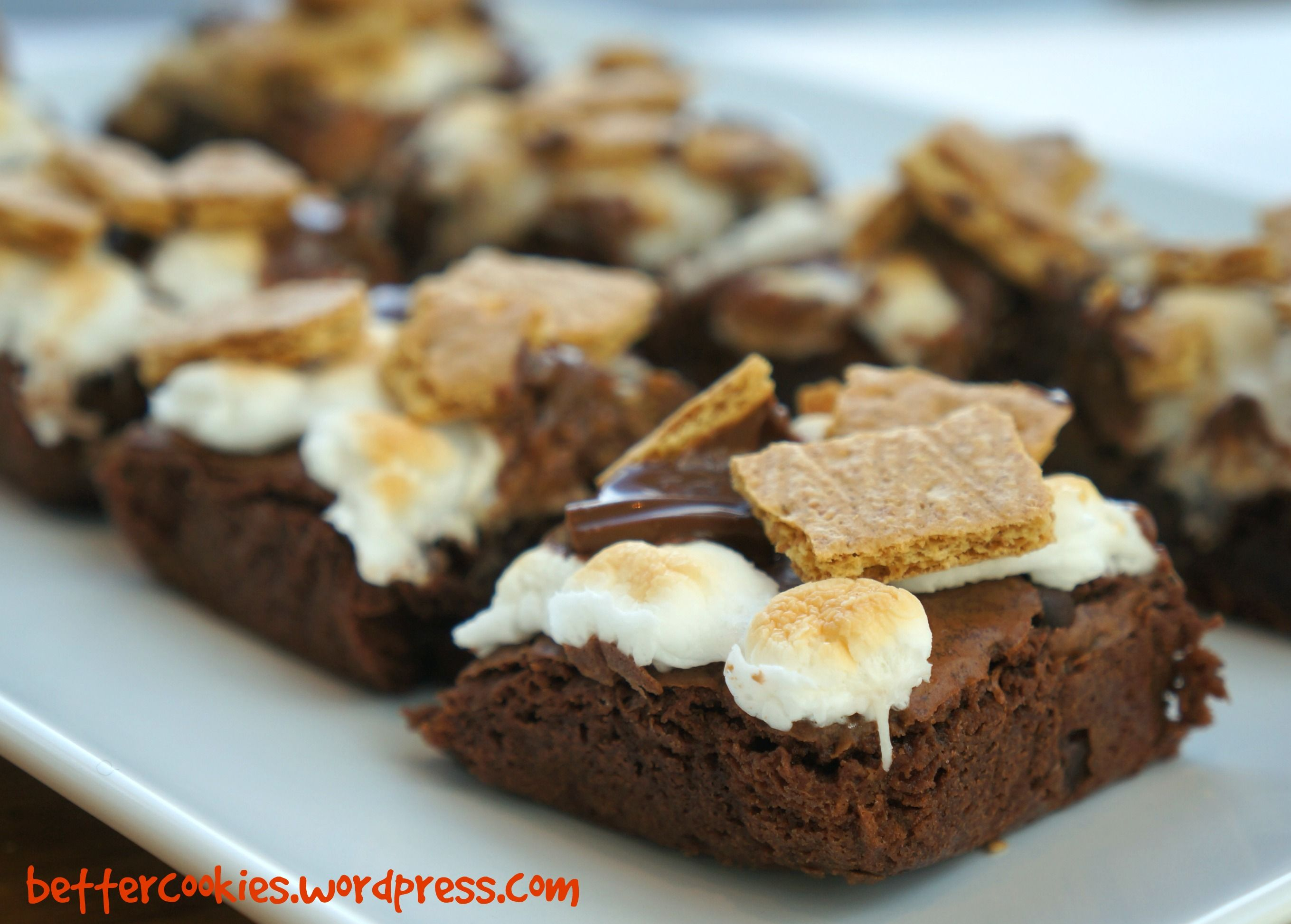 How to Make S'more Brownies recommendations