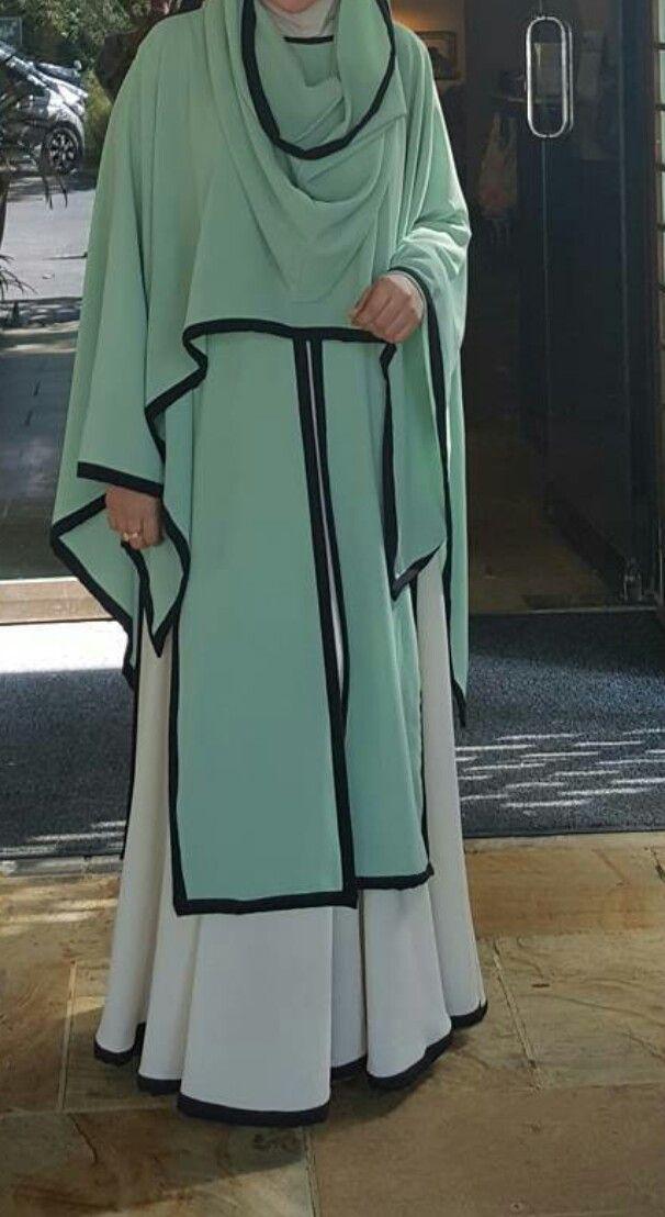 Stunning moslem fashion#