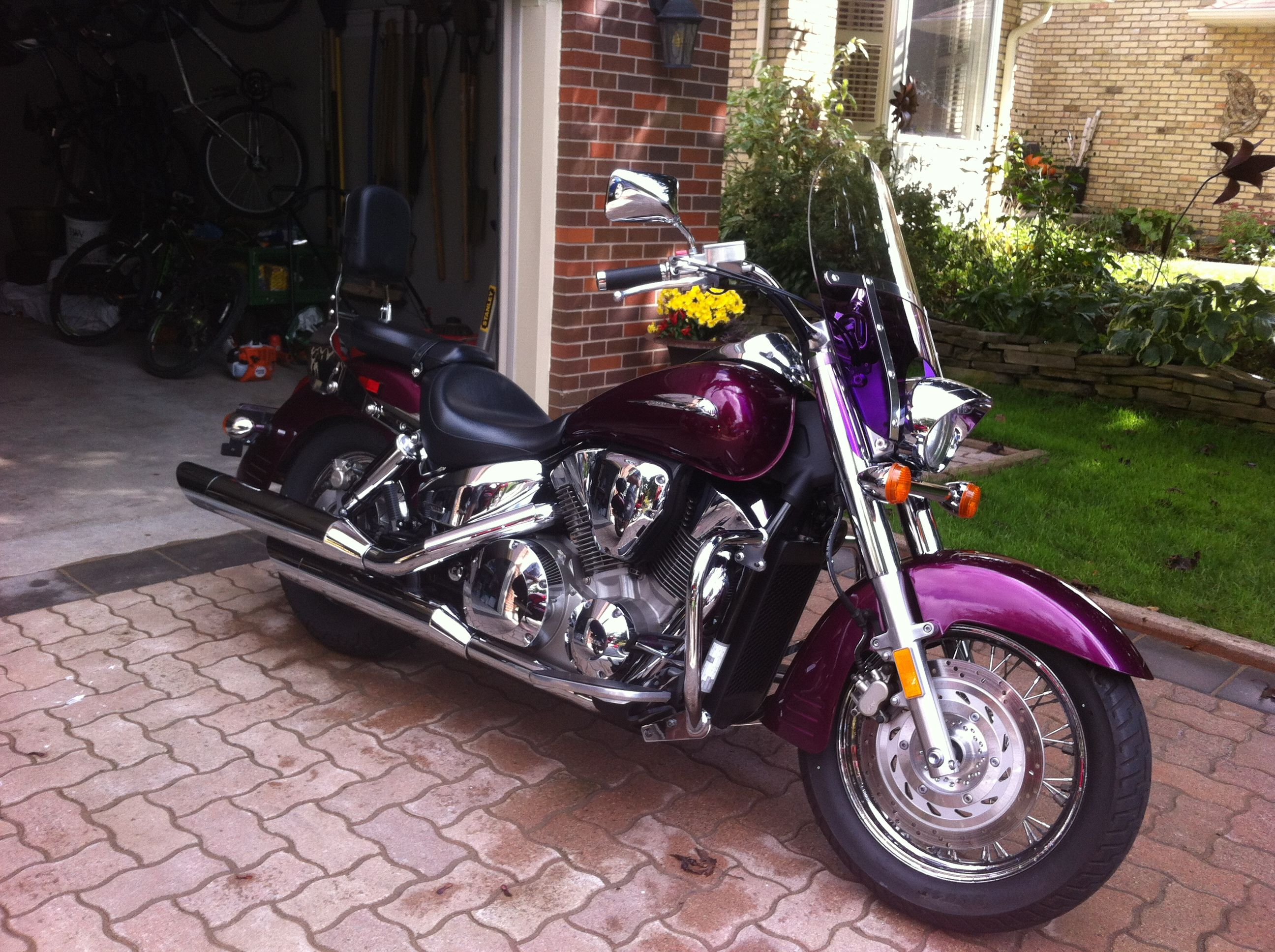 Dynamic New Moto Bike Motorcycle Motorbike Windshield Windscreen For Honda Shadow Ace Rs 750 Aero Spirit 1100 Windscreens & Wind Deflectors