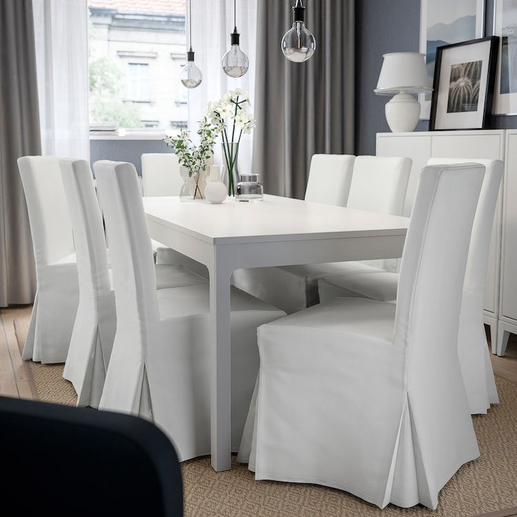 Pin On Comedor, Ikea Dining Room Chairs