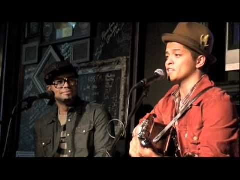Bruno Mars Covers 3 Songs Live Includes Tina Turner Eye Of The