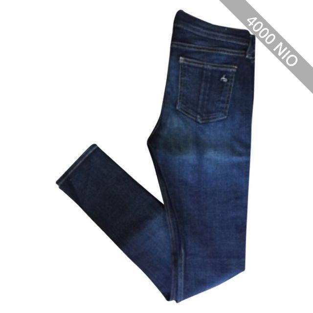 Pre-owned Rag & Bone Skinny Skinny Jeans-