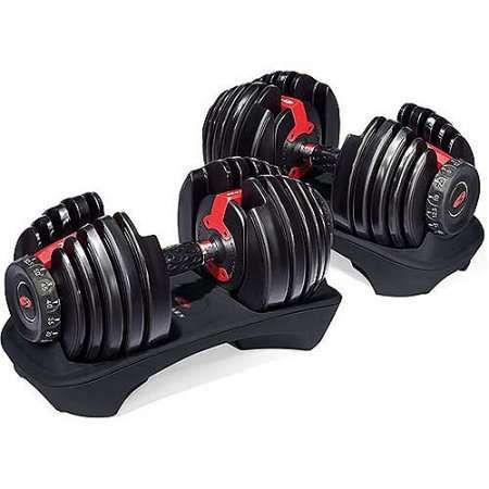 Bowflex Selecttech 552 Adjustable Dumbbells Pair 179 Best Adjustable Dumbbells Adjustable Dumbbell Set Adjustable Dumbbells