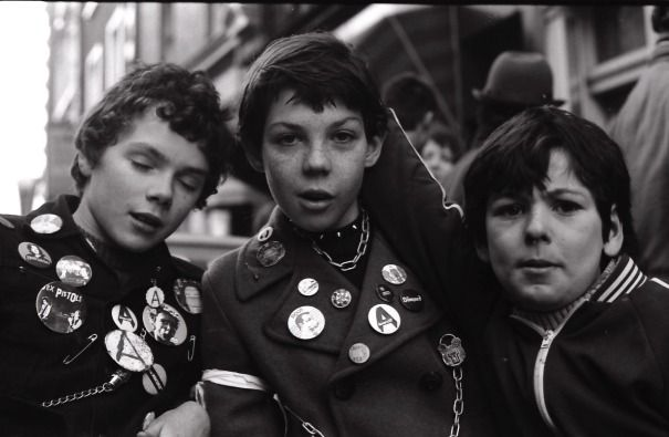 'I was a 10-year-old punk'