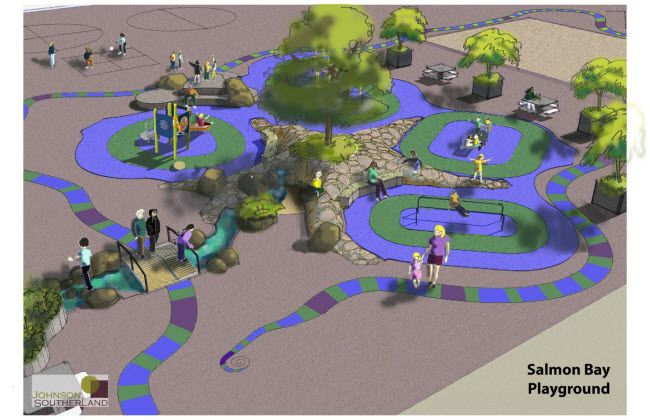 Autism Plays: Salmon Bay School\'s New Playground Design ...