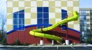 Fabric HVAC ducts - Best Western Hotel Buccaneer Bay Lafayette, IN