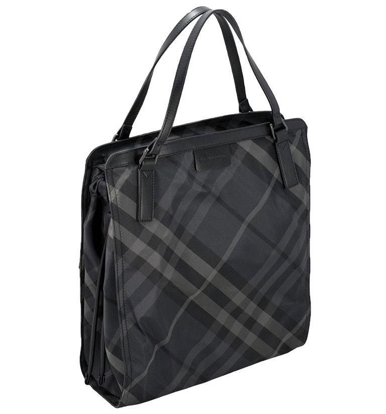 Burberry Buckleigh Packable Nylon Tote Nova Check Shoulder Bag. Get one of  the hottest styles of the season! The Burberry Buckleigh Packable Nylon Tote  Nova ... 6923a34136695