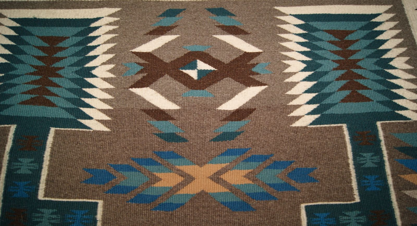 Image Result For Aztec Style Rugs Blue