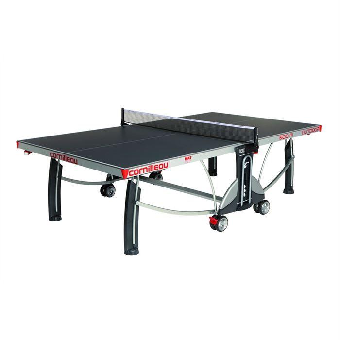 Cornilleau Table Ping Pong Outdoor 500 M Table De Ping Pong Table Color Ping Pong